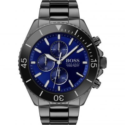 Mens Hugo Boss Ocean Edition Watch 1513743
