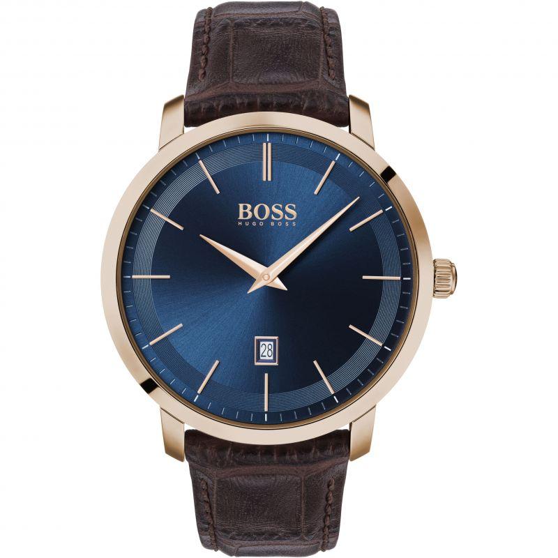 Mens Hugo Boss Premium Classic Watch