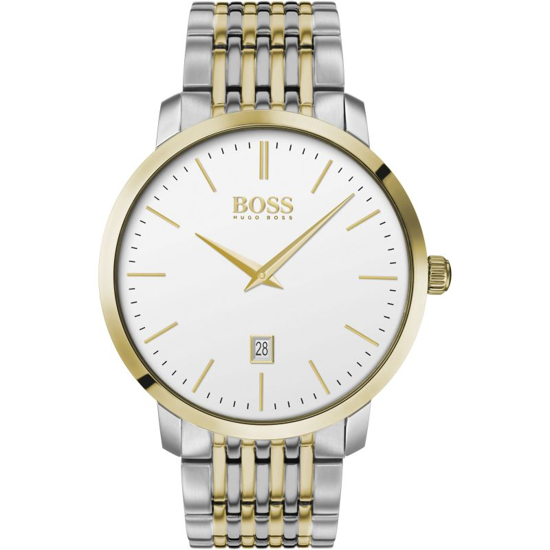 Mens Hugo Boss Premium Classic Watch 1513747