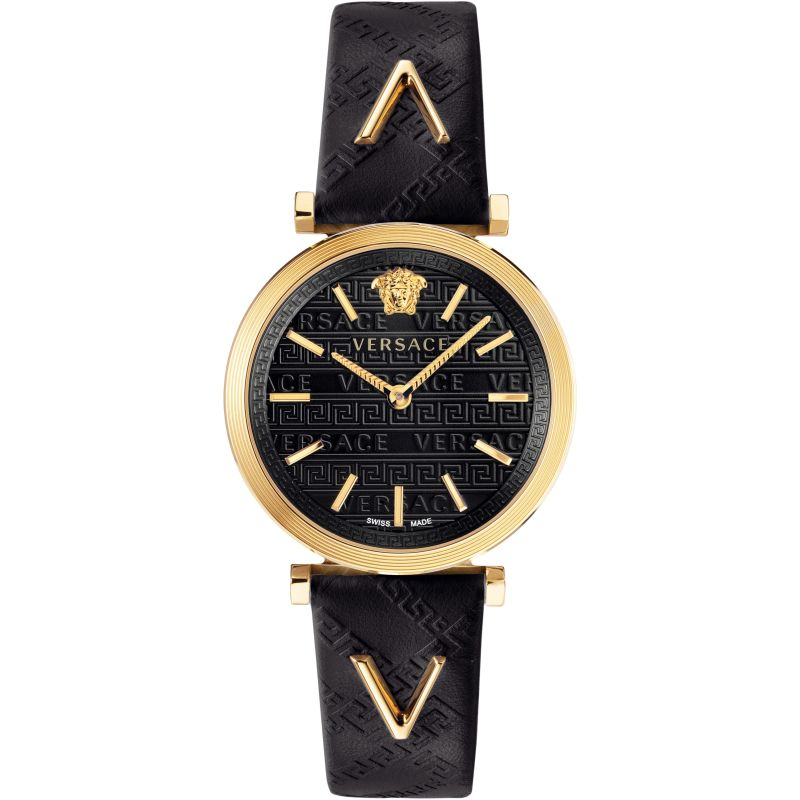 Ladies Versace V-Twist Watch