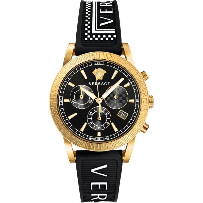Ladies Versace Sport Tech Watch