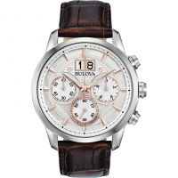 Bulova Sutton Big Date Watch