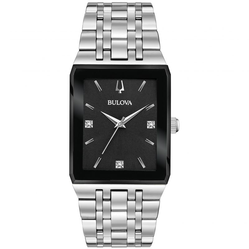 Mens Bulova Quartz Modern  Watch 96D145
