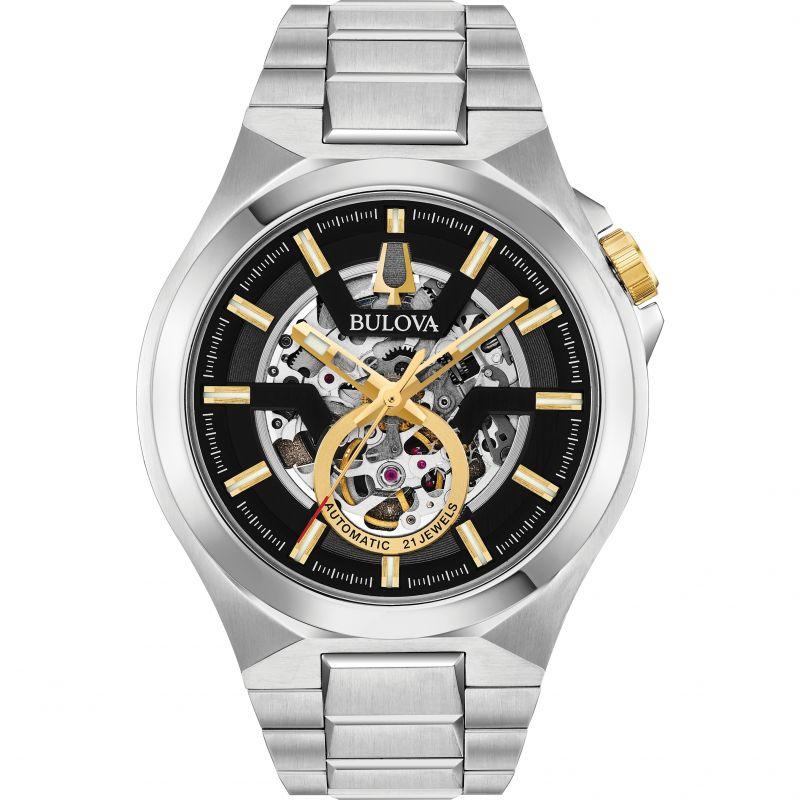 Bulova Maquina Watch