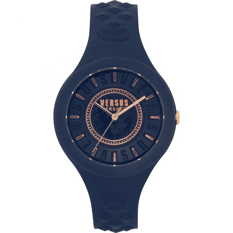 Versus Versace Versus Fire Island Ladies Watch (VSPOQ4019) Blue |  WatchShop.com™