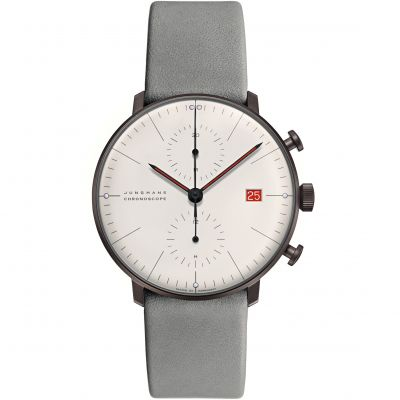 Junghans Max Bill Chronoscope Bauhaus Limited Edition Unisexuhr 027/4902.02