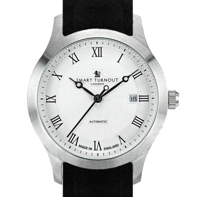 Montre Smart Turnout Shackleton Automatic STB/AW/56/W-BLA/L