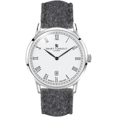 Montre Smart Turnout Brunel Quartz STB/QS/56/W-GRE/W
