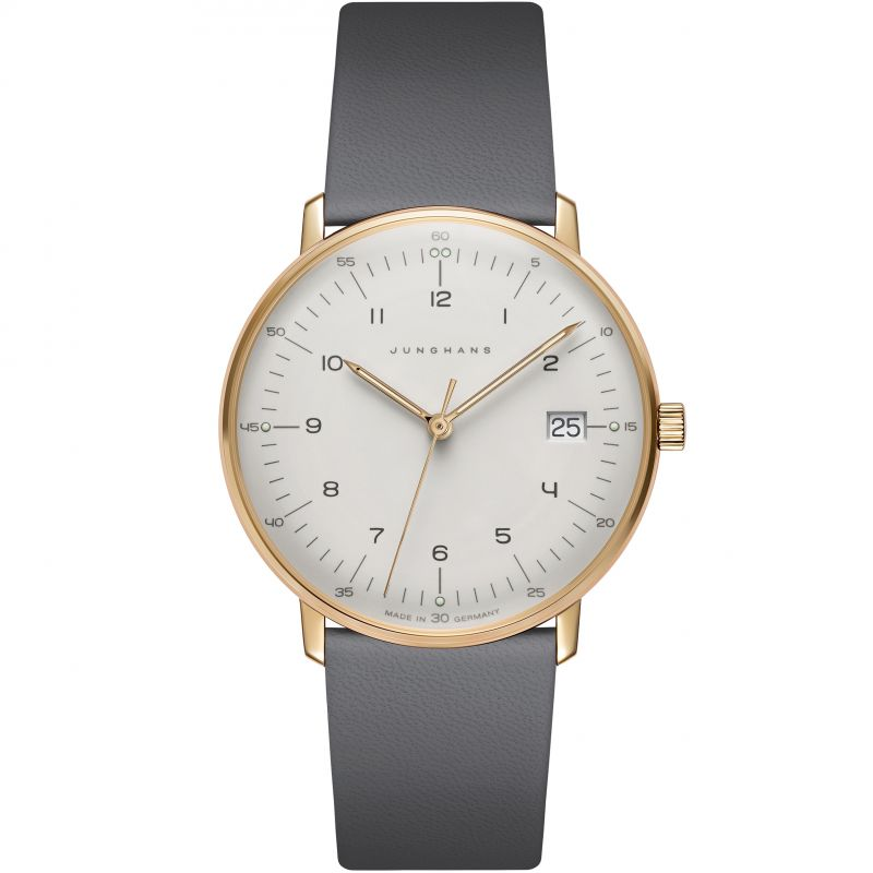 Unisex Junghans Max Bill Watch 047/7854.04