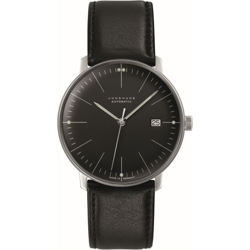 Mens Junghans max bill Automatic Watch 027/4701.04