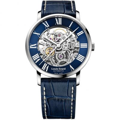 Montre Louis Erard Excellence Skeleton Automatic 81233AA35.BDC255