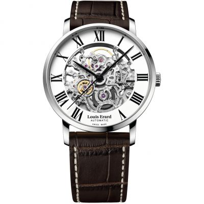 Montre Louis Erard Excellence Skeleton Automatic 81233AA30.BDC251