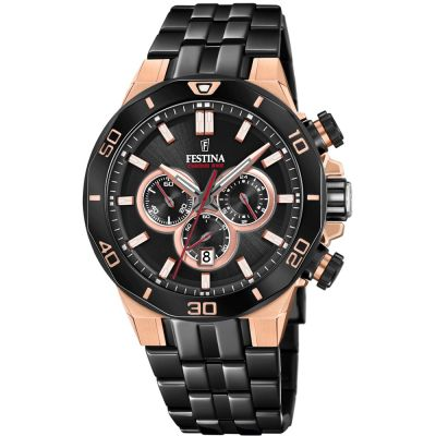 Reloj Cronógrafo para Hombre Festina Special Edition of Chrono Bike 2019 Collection F20451/1