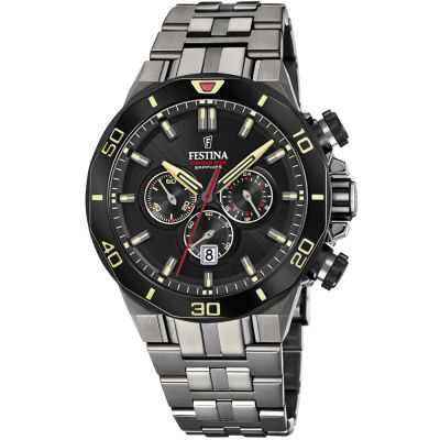 Reloj Cronógrafo para Hombre Festina Limited Edition of Chrono Bike 2019 Collection F20453/1