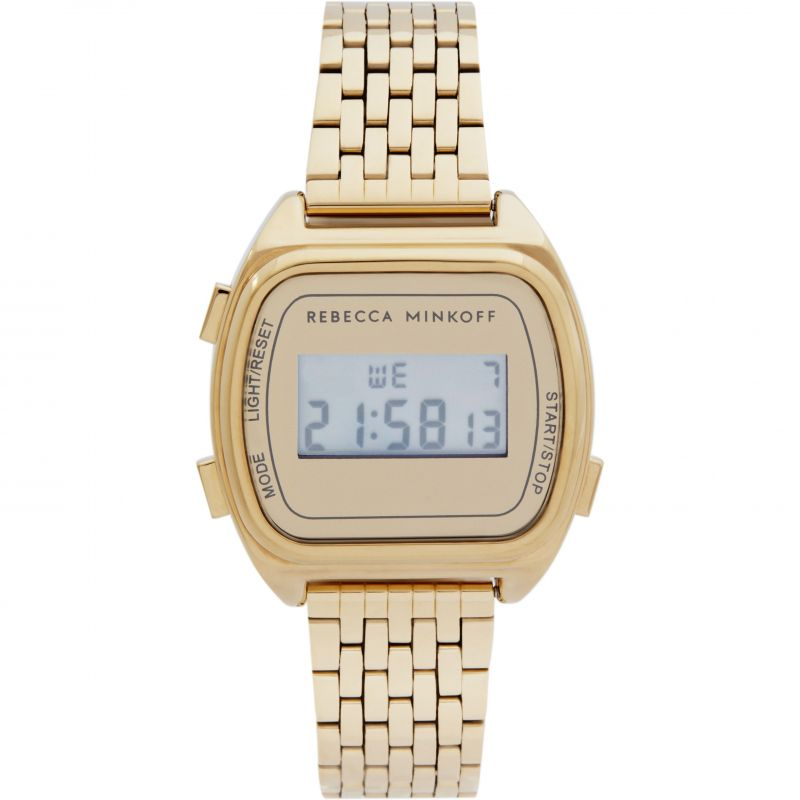 Rebecca Minkoff Digital Watch 2200377