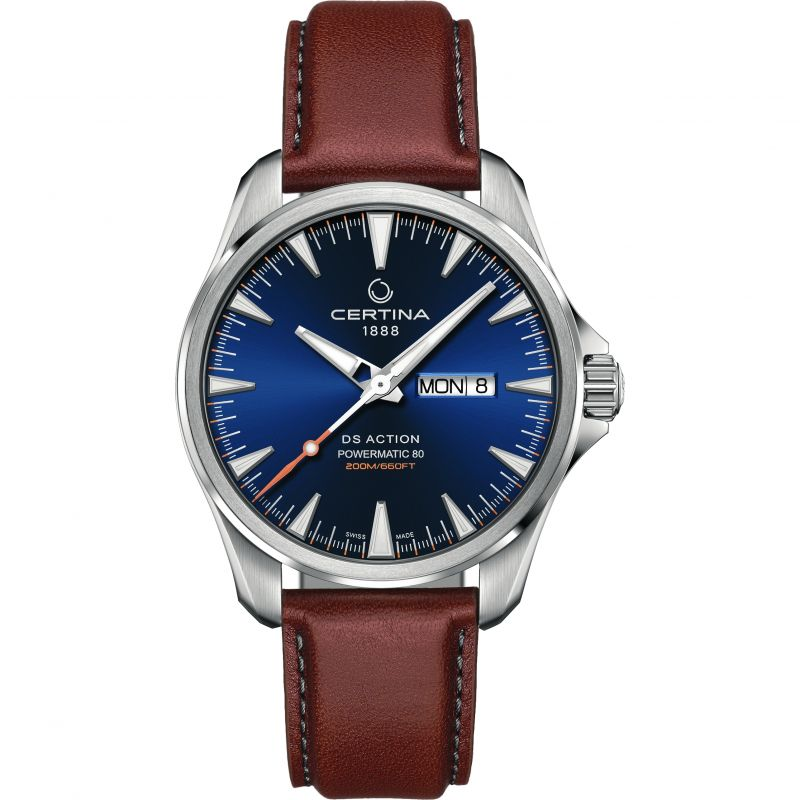 Certina Watch C0324301604100