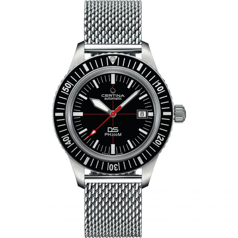 Certina Watch C0364071105000