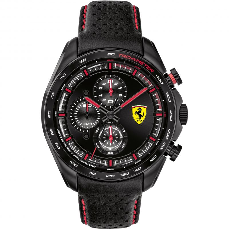 Scuderia Ferrari Speedracer Watch