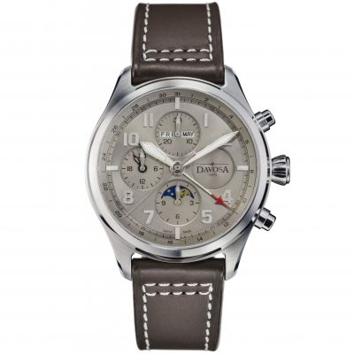 Newton Pilot Moonphase Chrongraph Limited Edition Watch 16158615