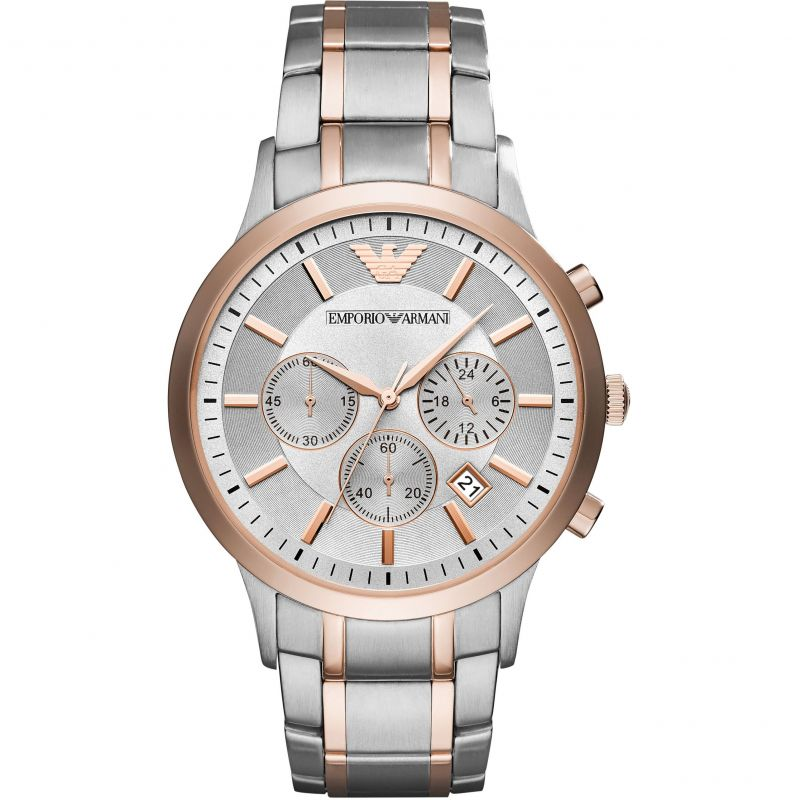 Mens Emporio Armani Renato Watch