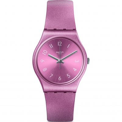 Ladies Swatch So Pink Watch GP161