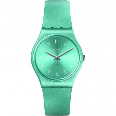Unisex Swatch So Blue Watch GS160