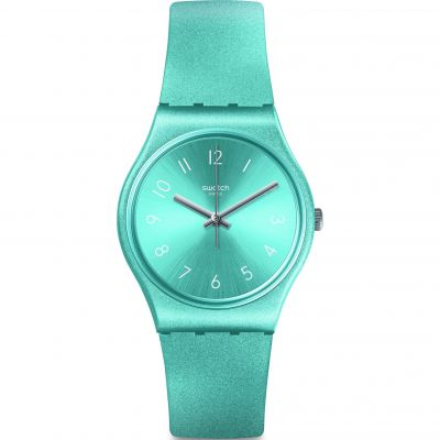 Swatch So Blue Unisexklocka Blå GS160