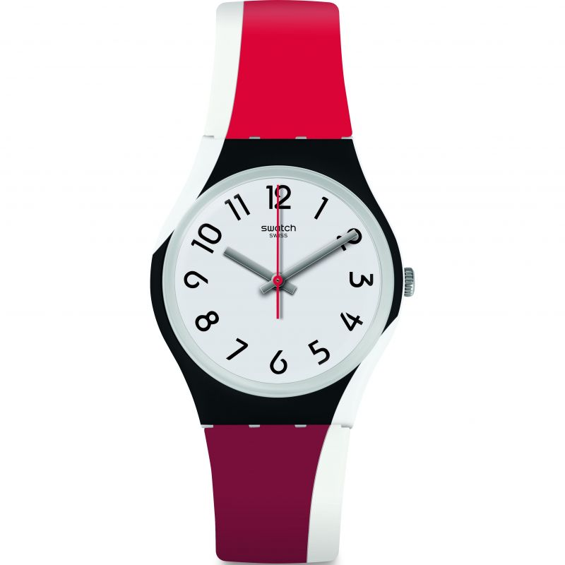 Unisex Swatch Redtwist Watch GW208