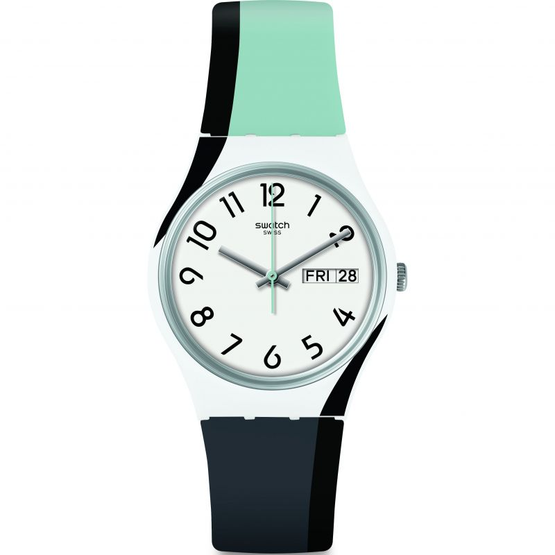 Unisex Swatch Greytwist Watch GW711