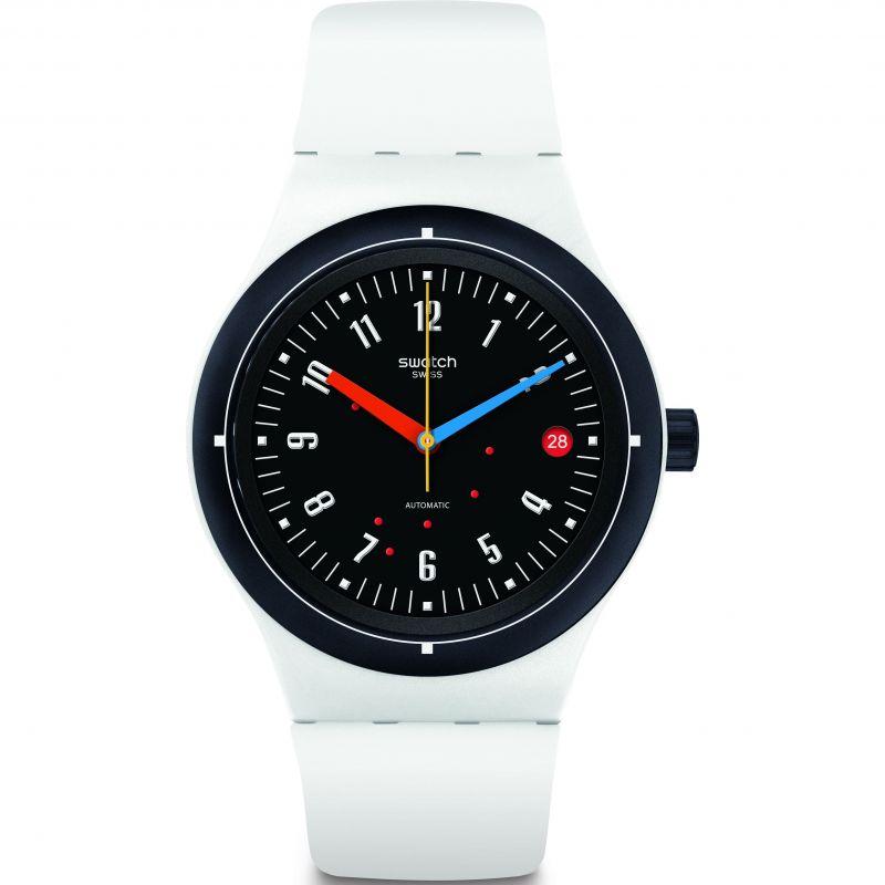 Mens Swatch Sistem Bau Watch