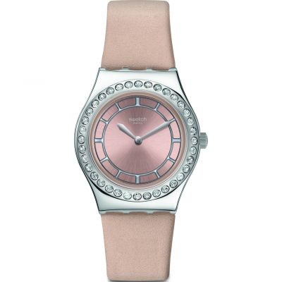 Ladies Swatch Sandchic Watch YLS212