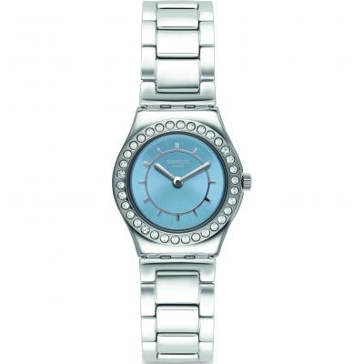 Swatch FW19 Irony Ladyclass Damenuhr in Silber YSS329G