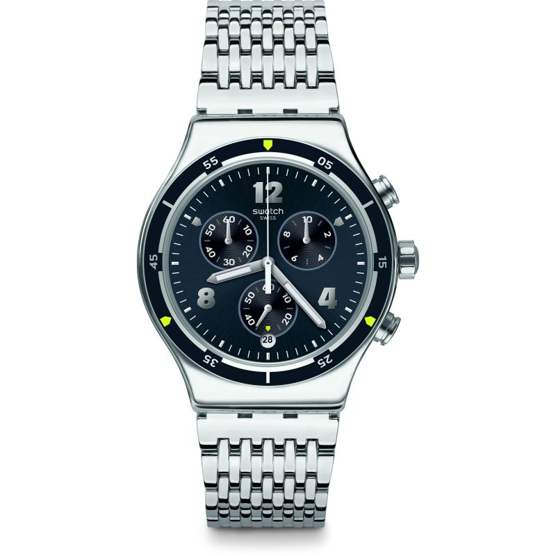 Mens Swatch Meshme Watch