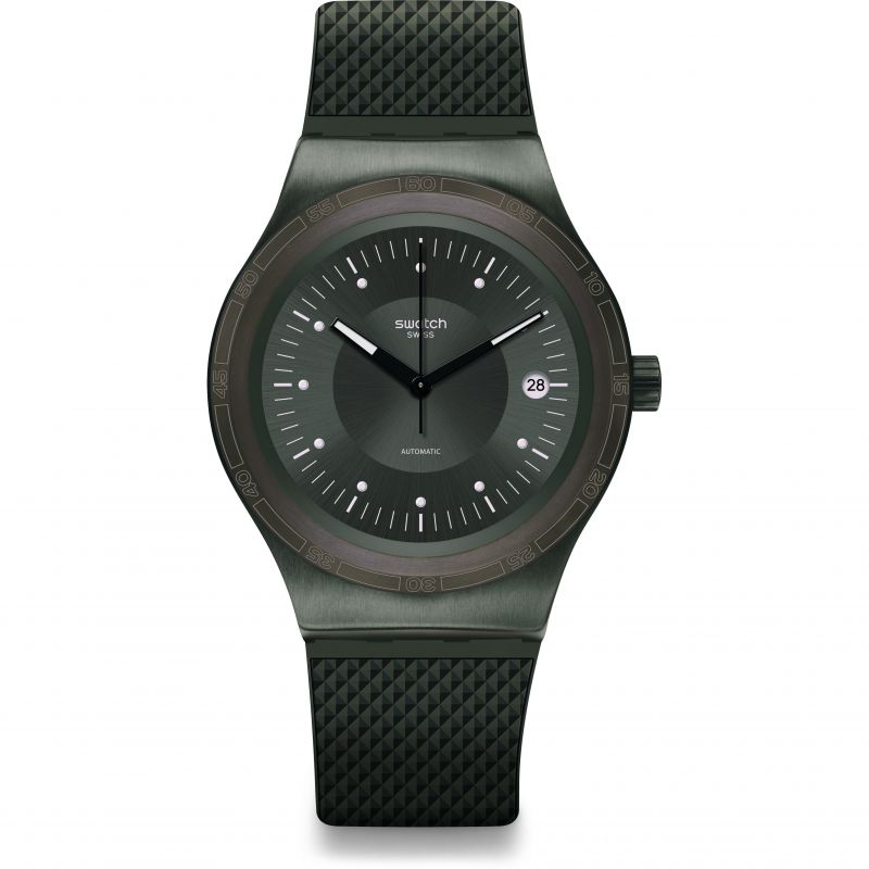 Mens Swatch Sistem Knight Watch YIM401