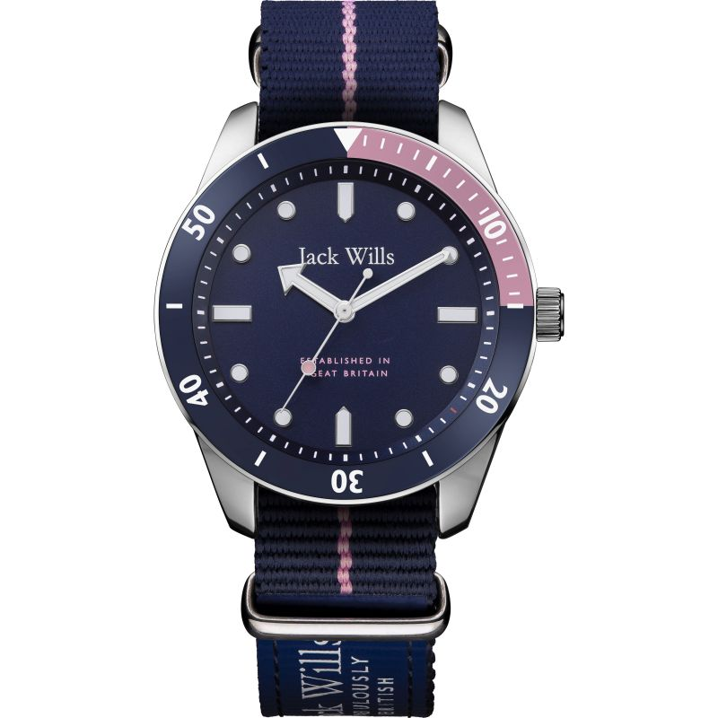 Jack Wills Watch JW021BLNT