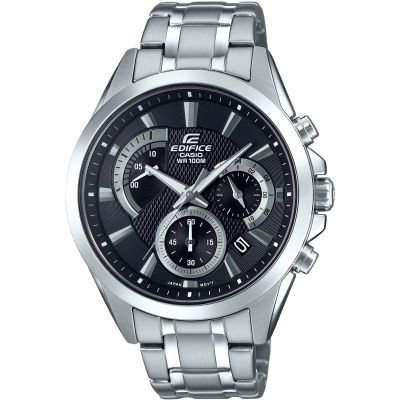 Mens Casio Edifice Chronograph Watch EFV-580D-1AVUEF