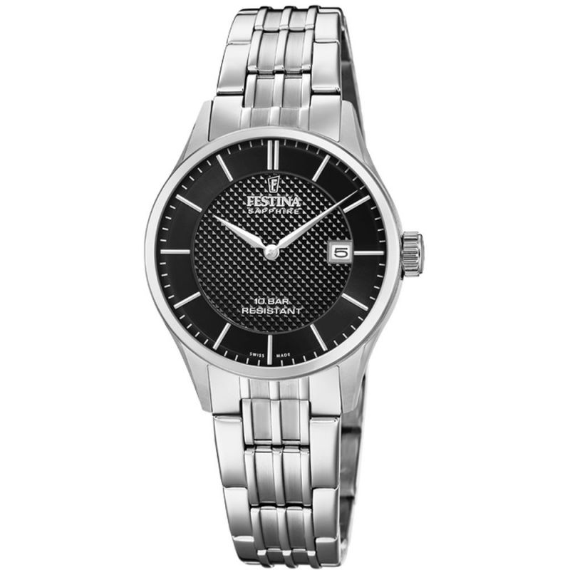 Ladies Festina Swiss Made Watch F20006/4