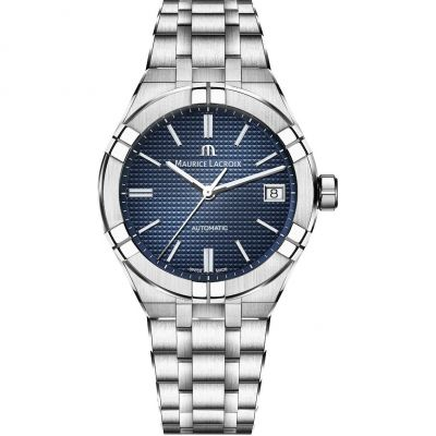 Maurice Lacroix Aikon 39mm Automatic Watch AI6007-SS001-430-1