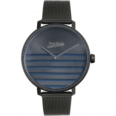 Montre Femme Jean Paul Gaultier Mini Glam Navy JP8506102