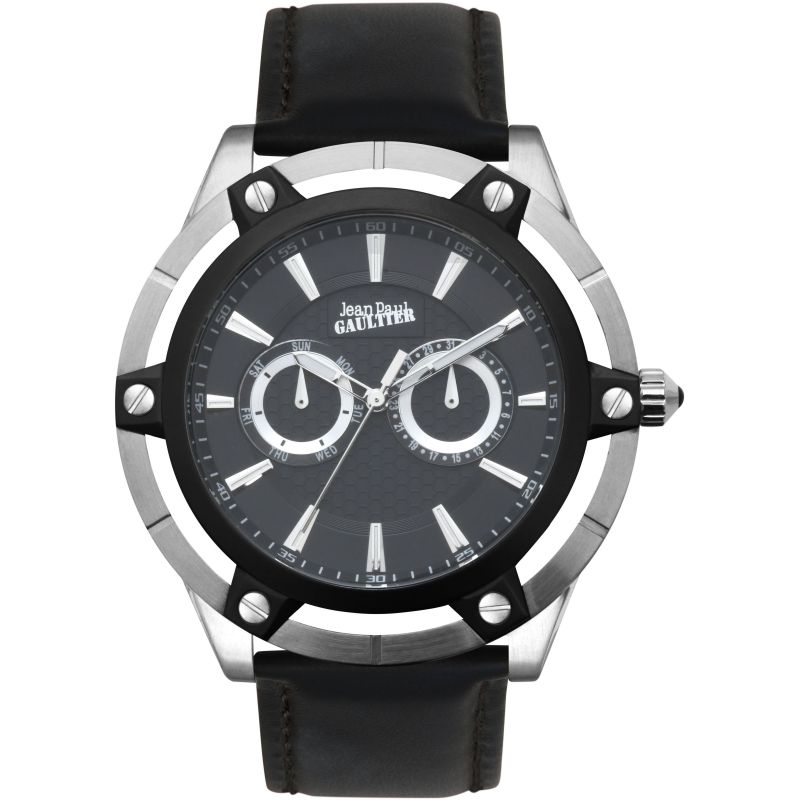 Mens Jean Paul Gaultier Drive Watch JP8505901