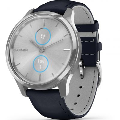 Unisex Garmin vivomove Luxe Bluetooth Smartwatch 010-02241-00