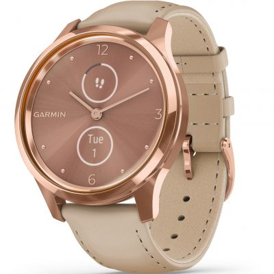 Garmin vivomove Luxe Bluetooth Smartwatch 010-02241-01