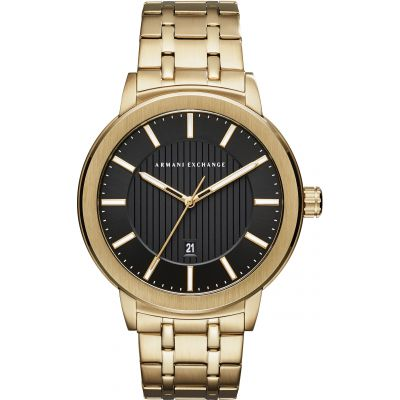 Armani Exchange FALL 2017 Maddox Herrenuhr in Gold AX1456