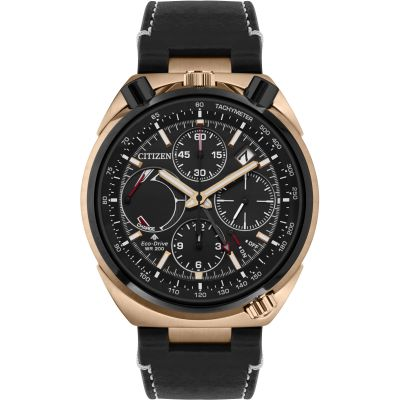 Mens Citizen Alarm Chronograph Watch AV0073-08E