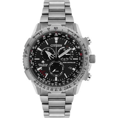 Montre Chronographe Homme Citizen CB5010-81E