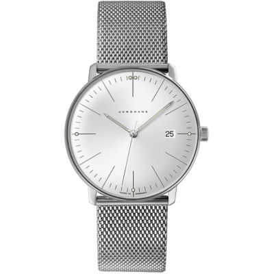 Mens Junghans Max Bill Watch 041/4463.48