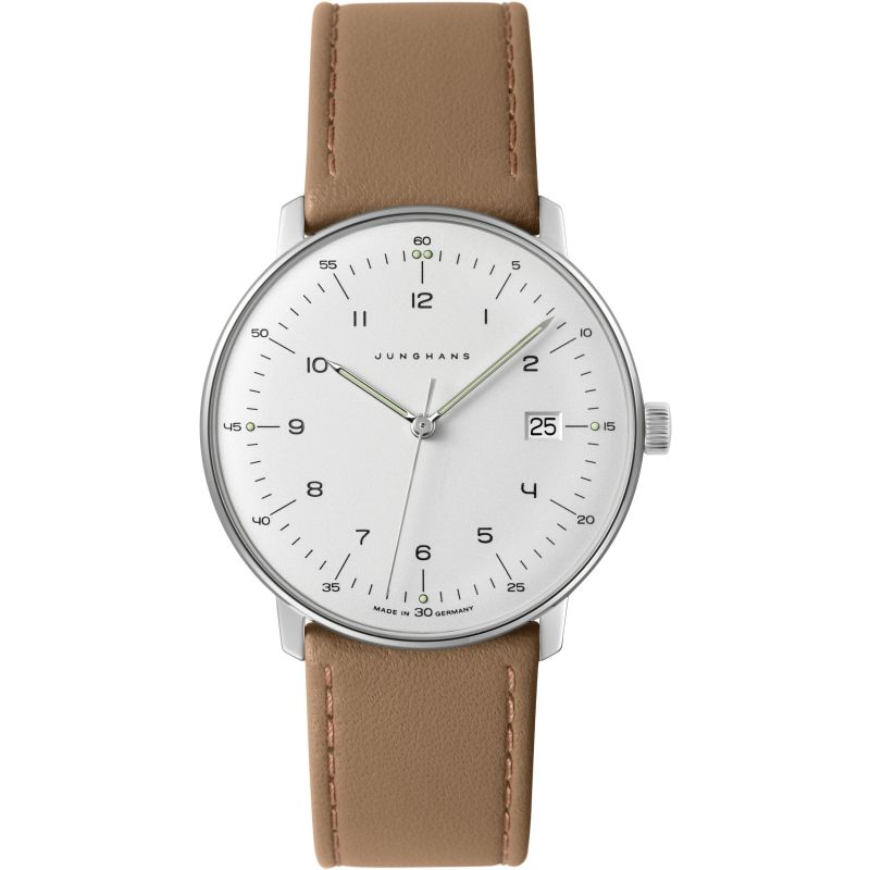 Mens Junghans Max Bill Watch 041/4562.04