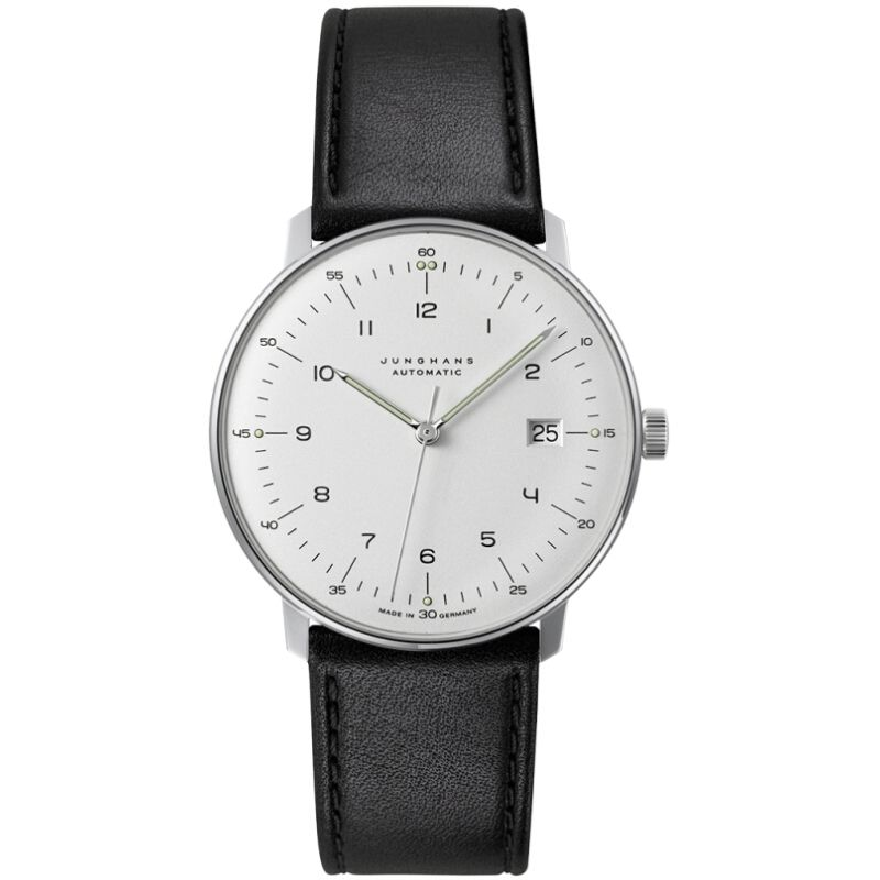 Mens Junghans Max Bill Automatic Watch 027/4700.04