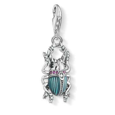 Thomas Sabo Large Beetle Charm Sterlingsilver 1808-390-7