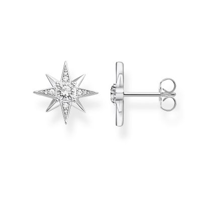 Thomas Sabo Zirconia Magic Stars Ear Studs Sterlingsilver H2081-051-14